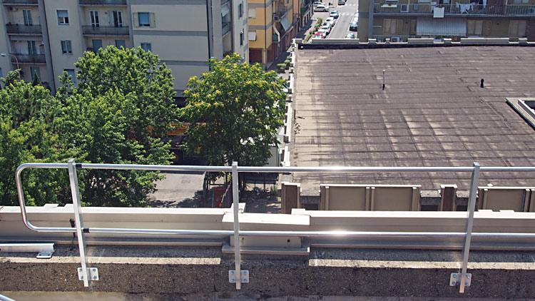 parapetti per tetti Firenze