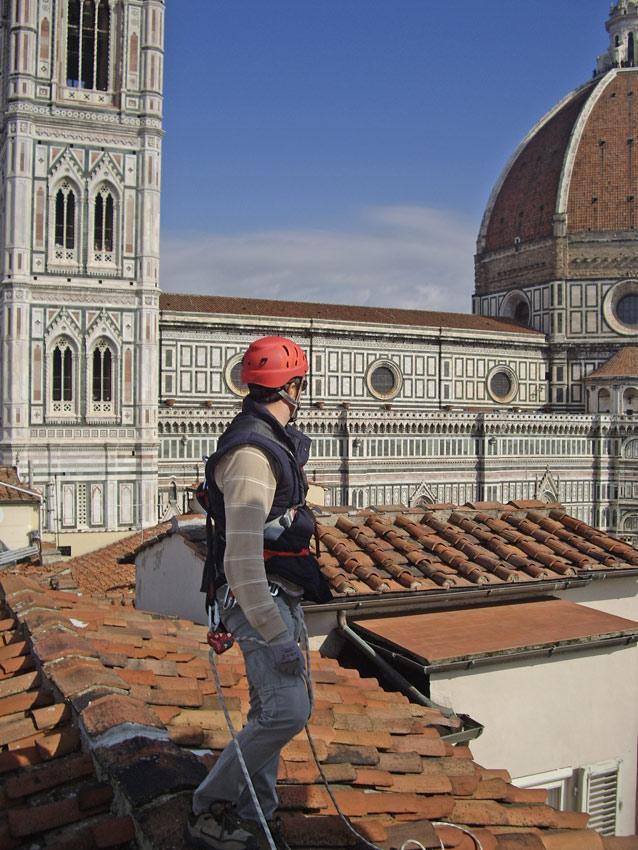 linee vita Firenze