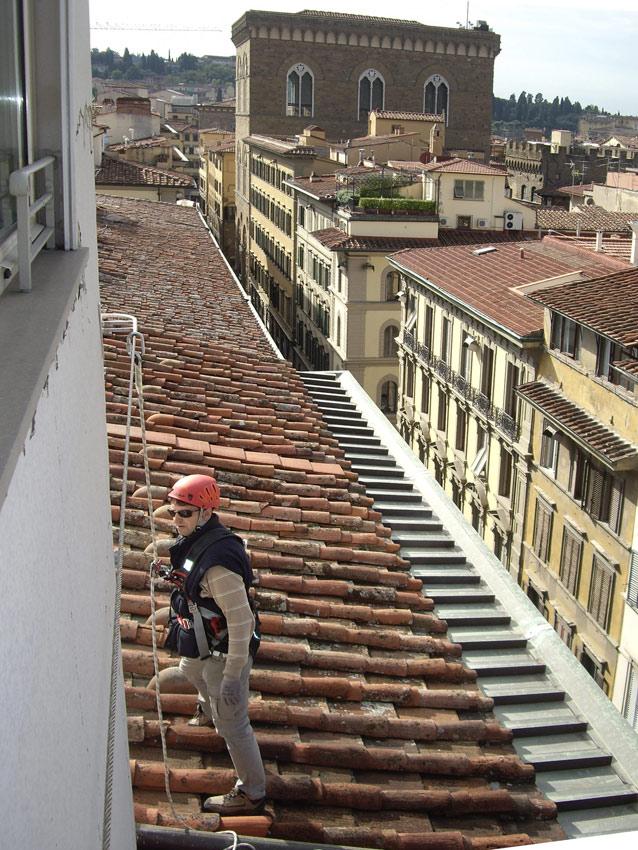 sistemi anticaduta Firenze